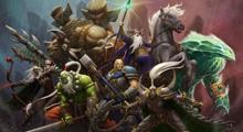 """为什么90%的RPG作者不会选择去制作与""""魔兽""""背景相关的图?"""